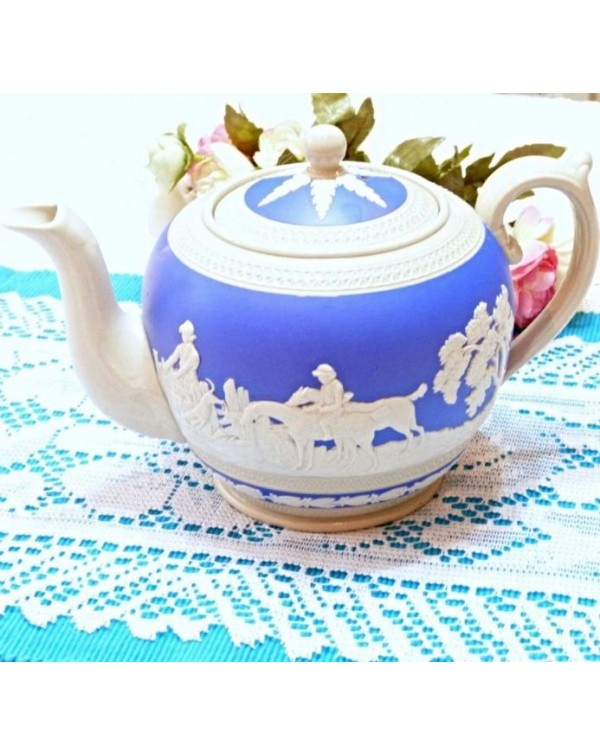 (OUT OF STOCK) COPELAND SPODE TEAPOT